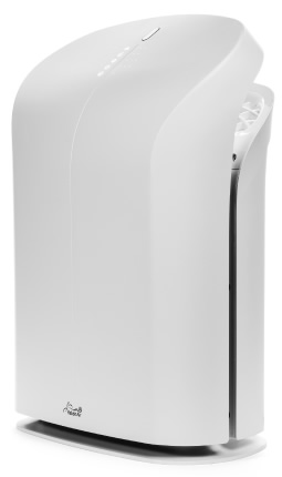 BioGS SPA-550A Quiet Air Purifier