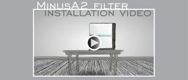 MinusA2 filter installation video