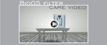 BioGS filter maintenance and care video