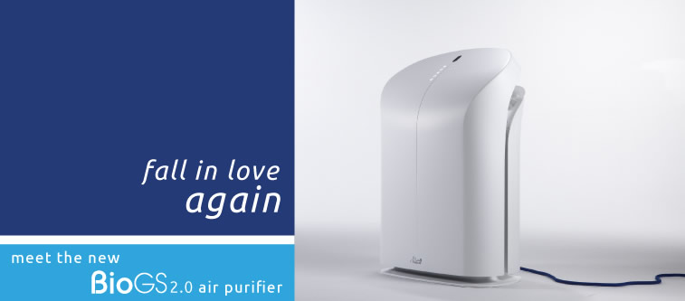 BioGS air purifier