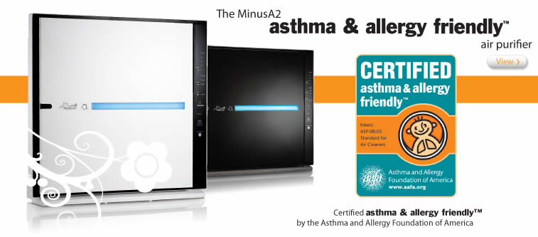 asthma and allergy friendly ultra quiet air purifier