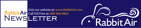 Rabbit Air May 2013 Newsletter