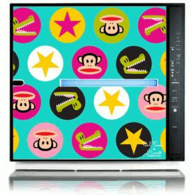 MinusA2 Paul Frank Edition Air Purifier (Star Julius)