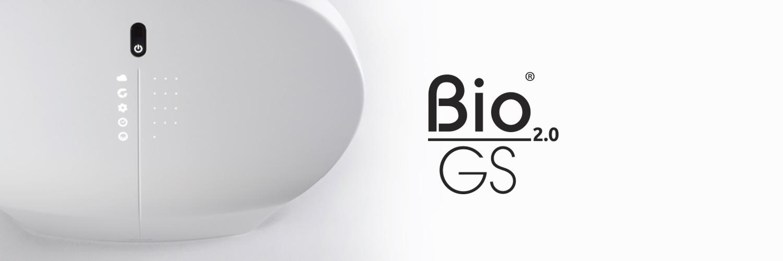 BioGS 2.0 Air Purifier Interface