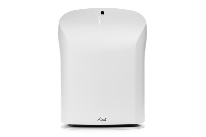 rabbit air biogs ultra quiet air purifier