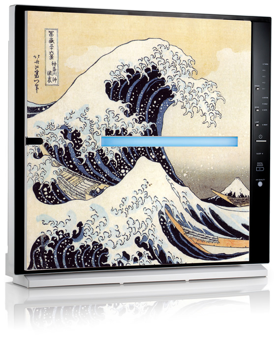 MinusA2 (The Great Wave)