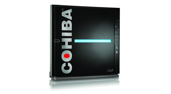 Cohiba on black MinusA2
