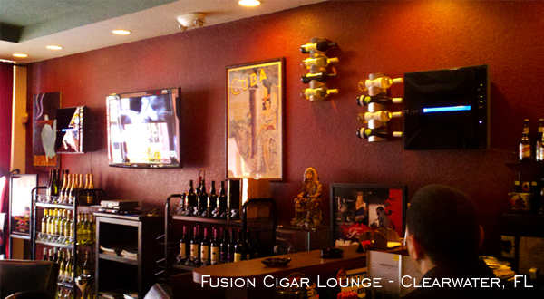 Fusion Cigar Lounge of Clearwater, FL