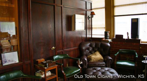 Old Town Cigars of Wichita, KS