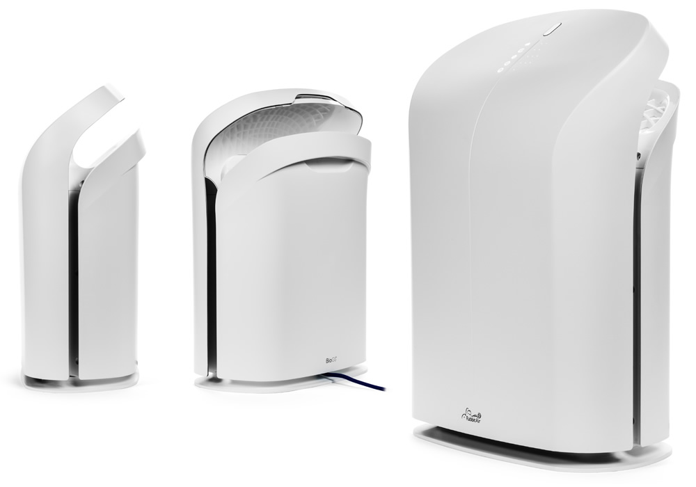 BioGS 2.0 air purifier