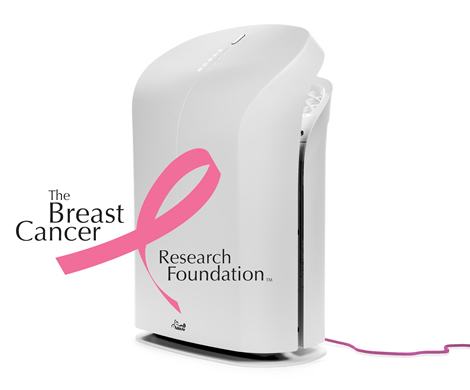 BioGS 2.0 BCRF Special Edition Air Purifier