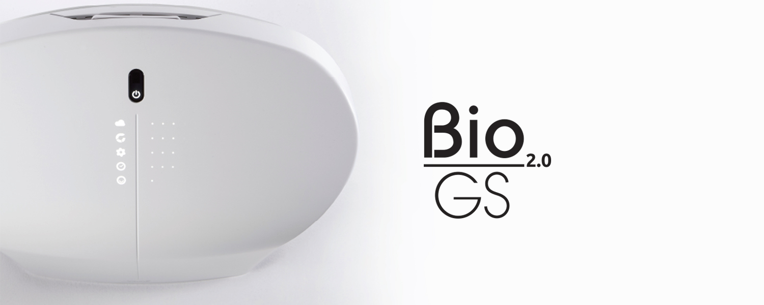 BioGS 2.0 Air Purifier Interface