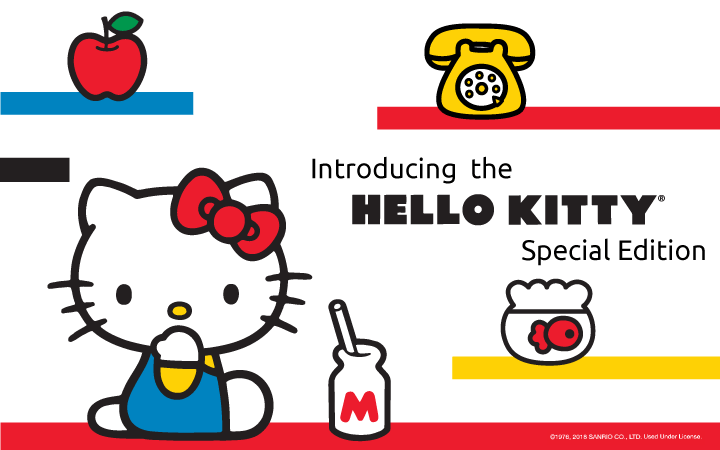 MinusA2 Hello Kitty Air Purifier