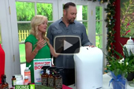 BioGS 2.0 Air Purifier featured in Hallmark Channel